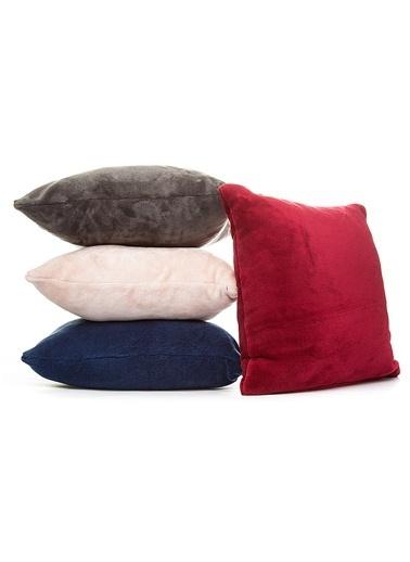 Mollia Soft Touch Yastık Bordo